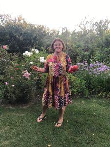Anita y su mazapan
